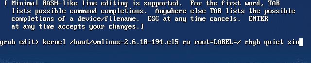 Завантажувач GRUB. Редагування параметрів завантаження.