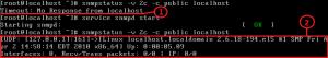 snmpstatus: проблема з доступом по snmp (1) та признак нормального функціонування (2)
