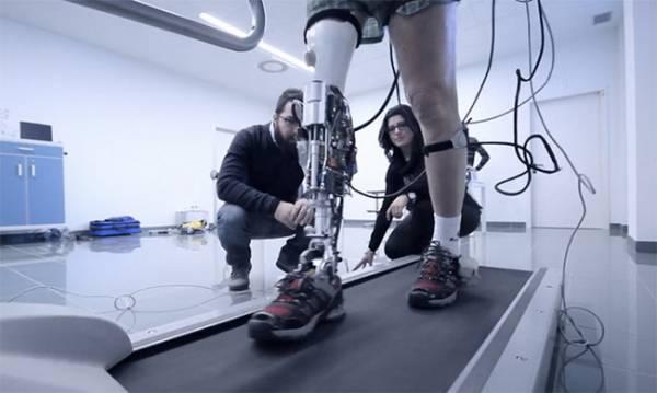 Роботизована нога