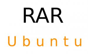 rar під ubuntu